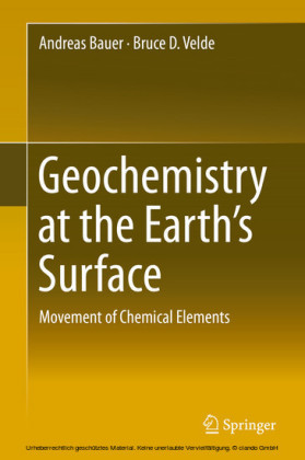 Geochemistry at the Earth's Surface
