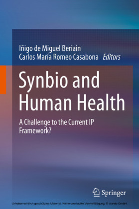 Synbio and Human Health