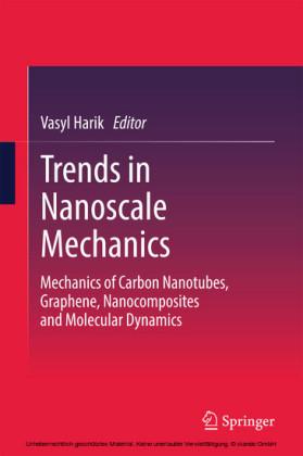 Trends in Nanoscale Mechanics