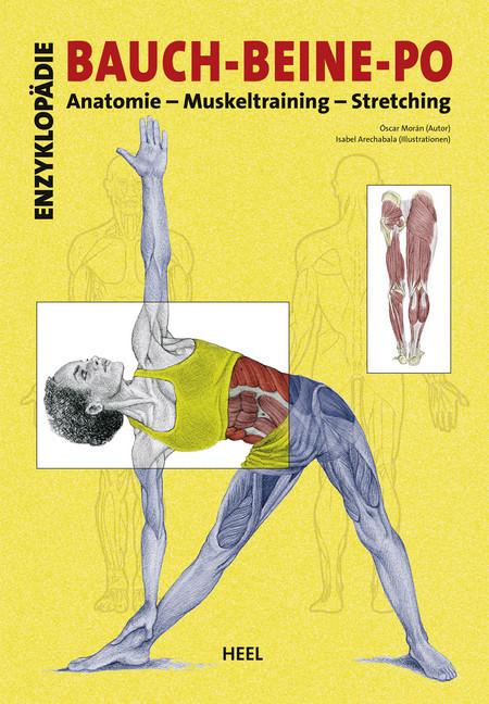 Enzyklopädie Bauch - Beine - Po (eBook) | HOFER life