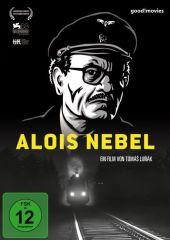 Alois Nebel, 1 DVD Cover