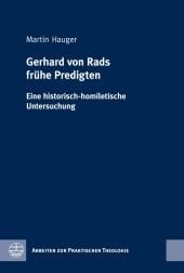 Gerhard von Rads frühe Predigten