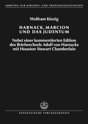 Harnack, Marcion und das Judentum