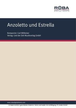 Anzoletto und Estrella