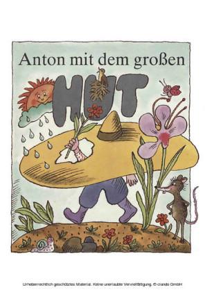 Anton mit dem großen Hut