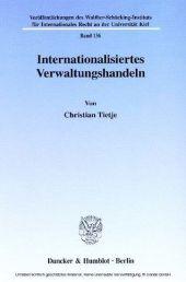 Internationalisiertes Verwaltungshandeln.