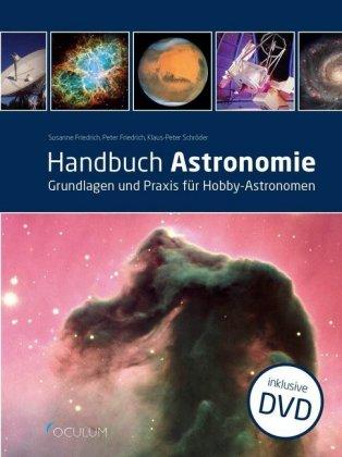 Handbuch Astronomie, m. DVD