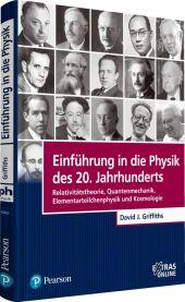 Einführung in die Physik des 20. Jahrhunderts Cover