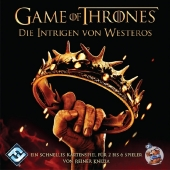 Game of Thrones: Die Intrigen von Westeros (Kartenspiel) Cover