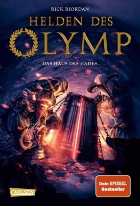 Helden des Olymp 4: Das Haus des Hades