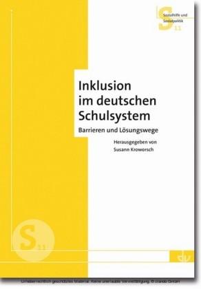 Inklusion im deutschen Schulsystem