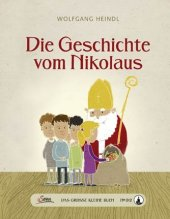 Die Geschichte vom Nikolaus Cover