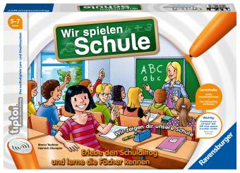 tiptoi® Wir spielen Schule (Spiel-Zubehör)