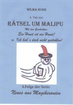 Rätsel um Malipu 4. Teil