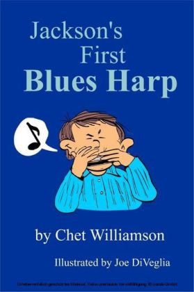 Jackson's First Blues Harp
