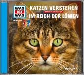 Katzen verstehen / Im Reich der Löwen, 1 Audio-CD Cover