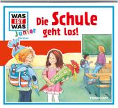 Die Schule geht los!, 1 Audio-CD Cover