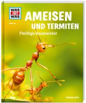 Ameisen und Termiten - Fleißige Baumeister Cover