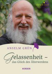 Gelassenheit - das Glück des Älterwerdens Cover