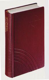 Evangelisches Gesangbuch (Niedersachsen, Bremen), Taschenformat, Cryluxe rot