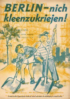 Berlin - nich kleenzukriejen!