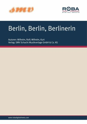 Berlin, Berlin, Berlinerin