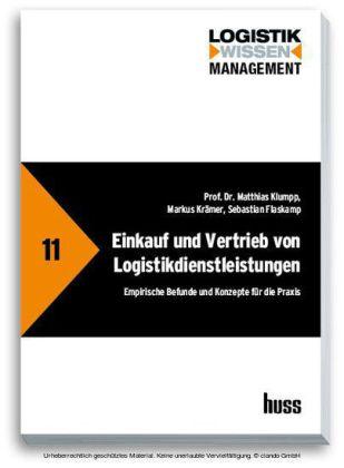 Einkauf und Vertrieb von Logistikleistungen