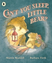 Can't You Sleep, Little Bear?;Kannst du nicht schlafen, kleiner Bär?, englische Ausgabe Cover