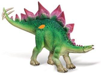 Stegosaurus, tiptoi Spielfigur mit Steuerungskarte