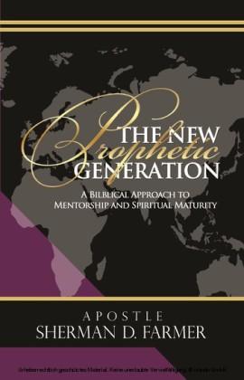 The New Prophetic Generation