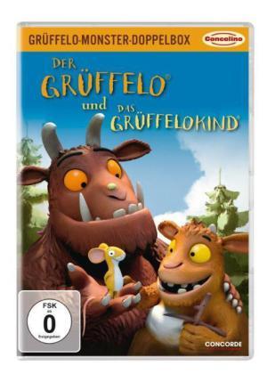 Der Grüffelo & Das Grüffelokind, Softbox, 2 DVD