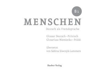 Menschen B1 Glossar Deutsch - Polnisch