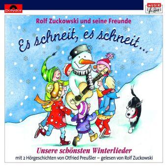 Es schneit, es schneit - schönste Winterlieder, 1 Audio-CD