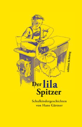 Der lila Spitzer