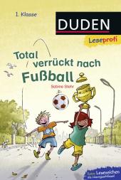 Total verrückt nach Fußball Cover