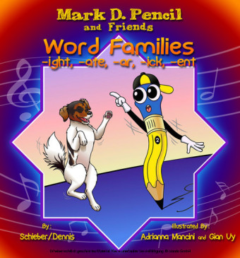 Word Family Stories: -ight, -ate, -ar, -ick, -ent