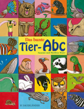 Das bunte Tier-ABC Cover