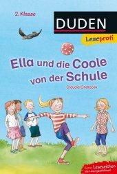 Ella und die Coole von der Schule Cover