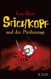 Stichkopf und das Piratenauge Cover
