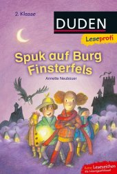 Spuk auf Burg Finsterfels Cover