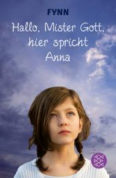 Hallo, Mister Gott, hier spricht Anna Cover