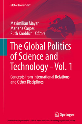 The Global Politics of Science and Technology - Vol. 1