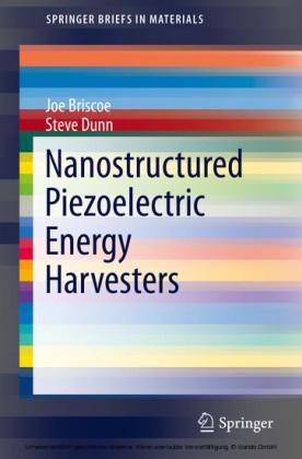 Nanostructured Piezoelectric Energy Harvesters