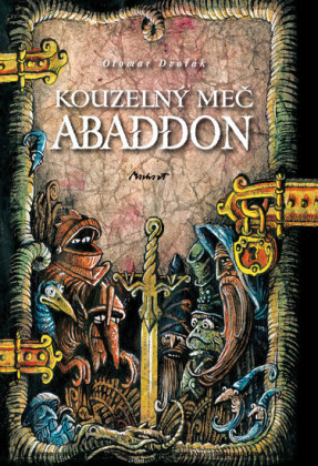 Kouzelný mec Abaddon