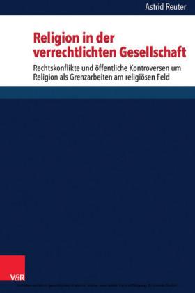 Religion in der verrechtlichten Gesellschaft