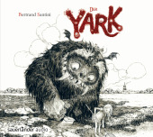 Der Yark, 1 Audio-CD Cover