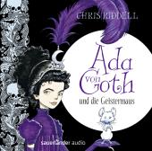 Ada von Goth und die Geistermaus, 2 Audio-CDs Cover
