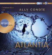 Atlantia, 1 MP3-CD Cover