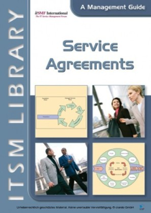 Service Agreements - A Management Guide