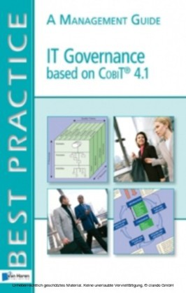 IT Governance based on CobiT® 4.1 - A Management Guide